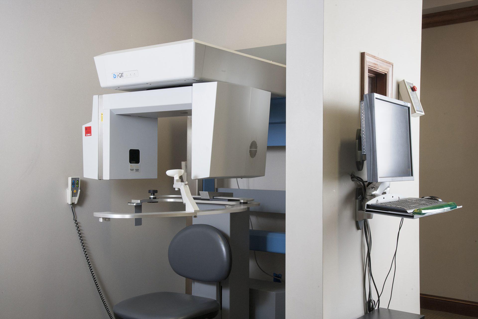 Dentist machinery